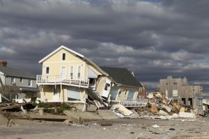 Water Damage Restoration after a Hurricane
