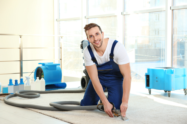 Clean Your Home in the Quickest Way Possible with Professional Cleaning Services