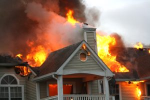 Important Things to Do After a House or Commercial Fire