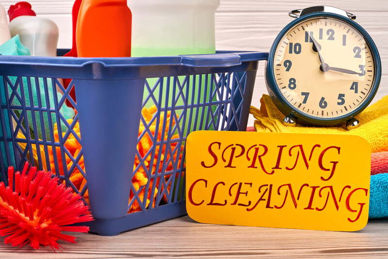 Spring Cleaning Tips for Northeast Florida Residents