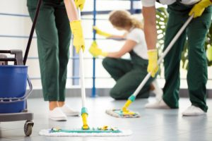 Why Hire a Professional Cleaning Company after Restoration Works?