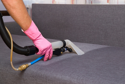How Professional Upholstery Cleaning is Done