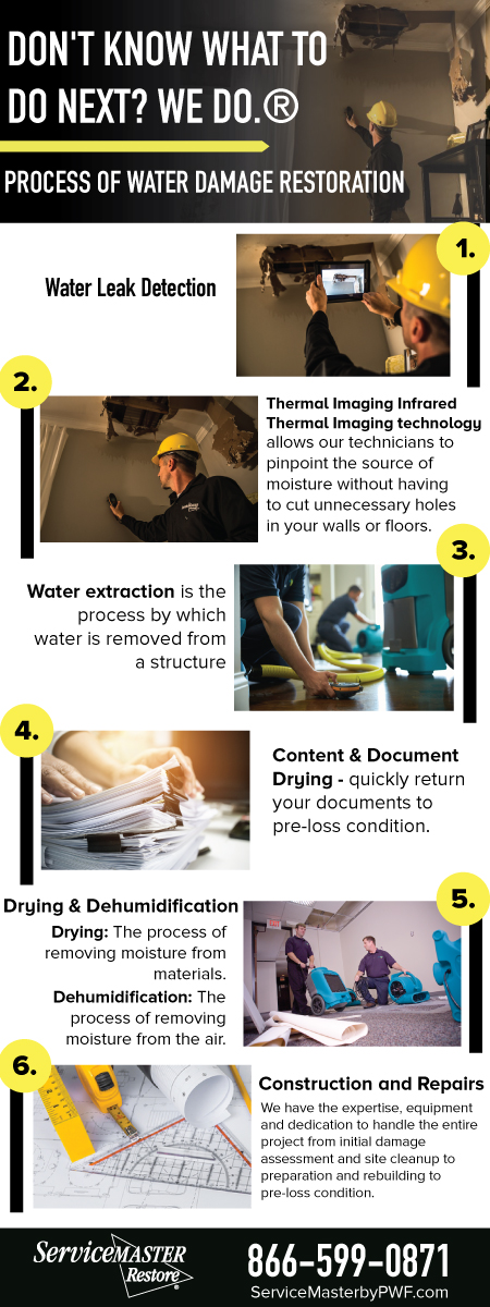 What Water Damage Restoration Companies Do