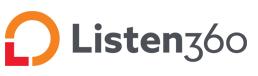 listen360 logo