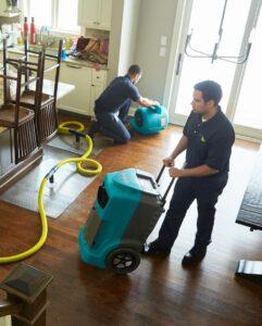 Water Damage Repair ServiceMaster by PWF